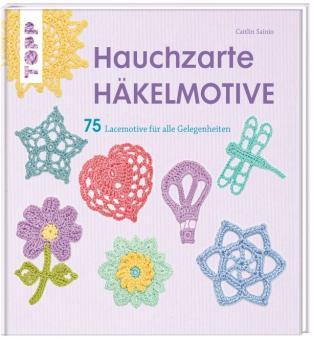 Hauchzarte Häkelmotive TOPP 6437