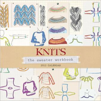 INTERWEAVE KNITS CALENDAR 2012