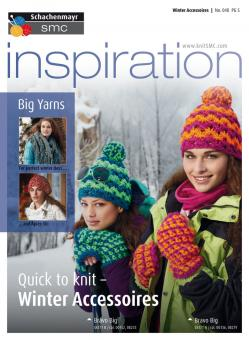 Inspiration Nr. 040 -  Winter Accessoires