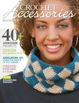 Interweave Knits Crochet Accessoires 2014
