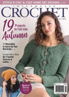 Interweave Crochet Fall 2019
