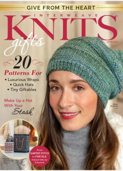Interweave Knits Gifts 2019