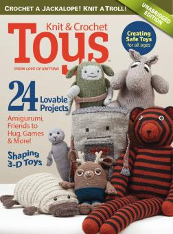Interweave Knit and Crochet Toys 2017