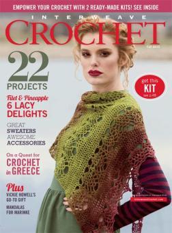 Interweave Crochet Fall 2015