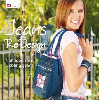 Jeans Re-Design OZ6211