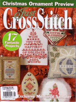 Just Cross Stitch 07/08-08