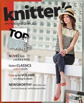 Knitter's - Spring 2013 K110