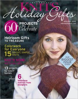 Interweave Knits - Holiday Gifts 2010