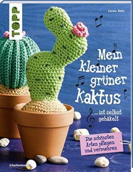 Mein kleiner grüner Kaktus ist selbst gehäkelt TOPP 6833