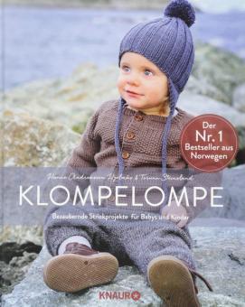 Klompelompe - Bezaubernde Strickprojekte für Babys und Kinder - Knaur 64766