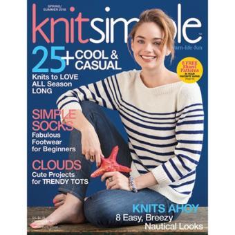 Knit Simple - Spring/Summer 2018