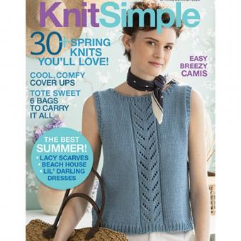 Knit Simple - Spring/Summer 2020