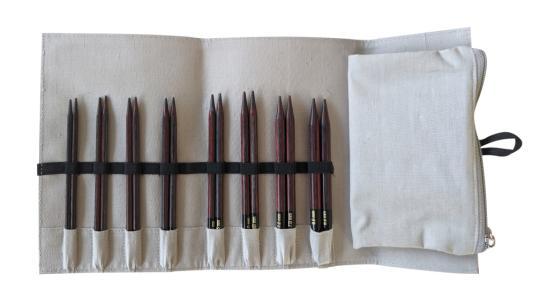Knit Pro Spitzen Set Pro Lana Farb-Edition Ruby 223803