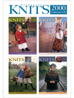 Interweave Knits 2000 Collection CD