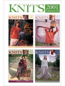 Interweave Knits 2001 Collection CD