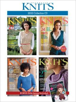 Interweave Knits 2010 CD Collection