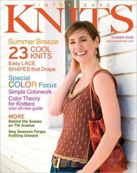 Interweave Knits - Summer 2008