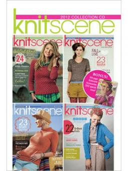 Knitscene CD Collection 2012
