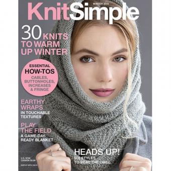 Knit Simple Winter 2019