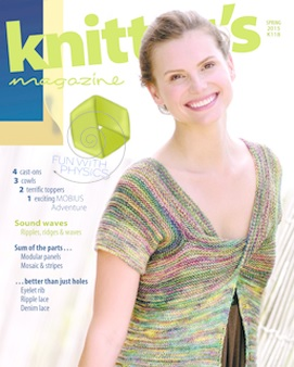 Knitter's - Spring 2015 K 118