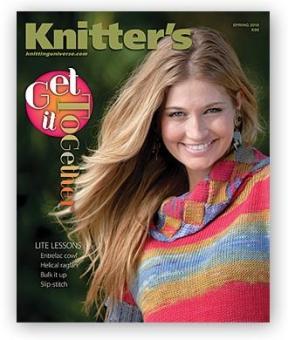 Knitter's - Spring 2010 K98