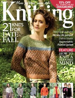 Knitting Nr. 135 - November 2014