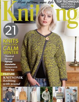 Knitting Nr. 137 - January 2015