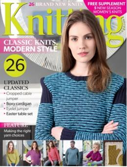 Knitting Nr. 140 - April 2015