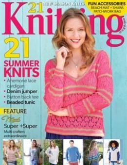 Knitting Nr. 143 - July 2015