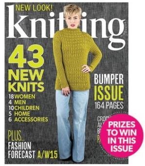 Knitting Nr. 147 - October 2015