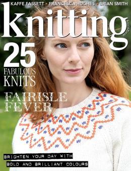 Knitting Magazine – Nr.185 - 2018