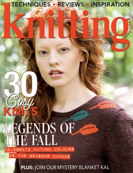 Knitting Magazine – Nr.172 - October 2017