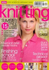 Knitting Juni 2009