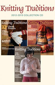 Knitting Traditions CD Collection 2012/2013