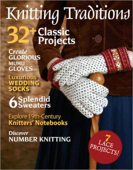 Interweave Knits Traditions Fall 2012