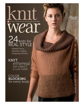 Knit.Wear Fall/Winter 2013
