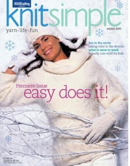 Knit Simple - Winter 2005