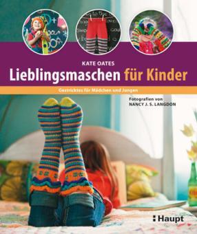 Haupt- Lieblingsmaschen für Kinder