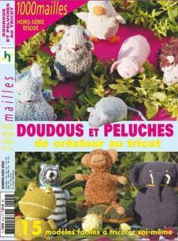 1000 Mailles - Doudous et Peluches 2048-094
