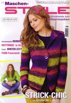 Schoeller+Stahl Maschen Style 03/2014