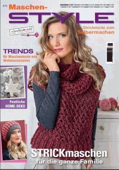 Schoeller+Stahl Maschen Style 04/2013