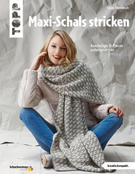 Maxi-Schals stricken TOPP 6990