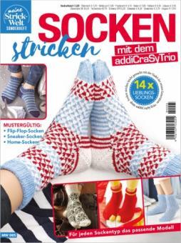 Meine Strickwelt Sonderheft - Socken stricken 05/19