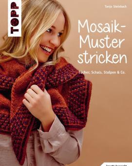 Mosaik-Muster stricken TOPP 6822