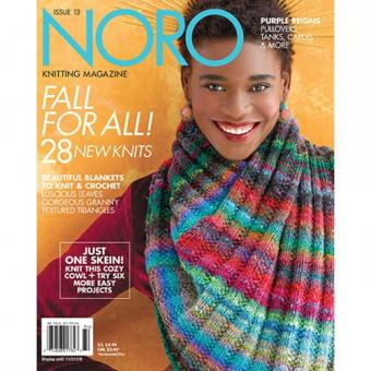 Noro Magazine Fall Winter- Issue 13 - 2018