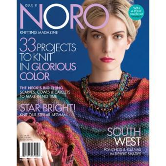 Noro Magazine Winter Issue 11- 2017