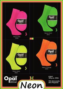 Opal Sockengarn - Neon