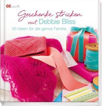 Geschenke stricken mit Debbie Bliss OZ6177
