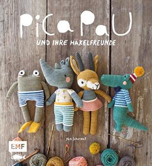 Pica Pau und ihre Häkelfreunde EMF 58765