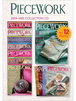 Piecework CD 2004-2005